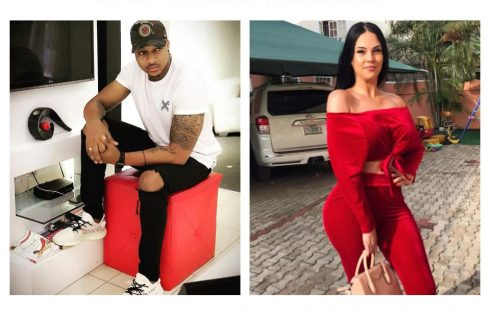 IK Ogbonna And Wife Sonia Morales Bedroom Photo