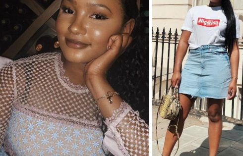 Temi Otedola Got This Range Rover As Early Graduation Present