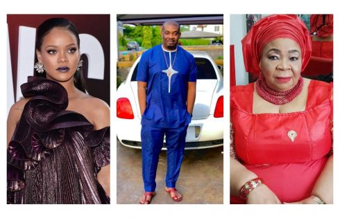 Don Jazzy's Mum Rejects His Love Interest Rihanna