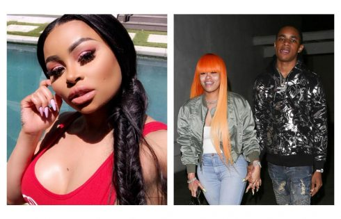 Blac Chyna Shows Off Her Tattoo Tribute To YBN Almighty Jay