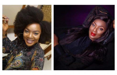 Chioma Akpotha Shares Epic Throwback