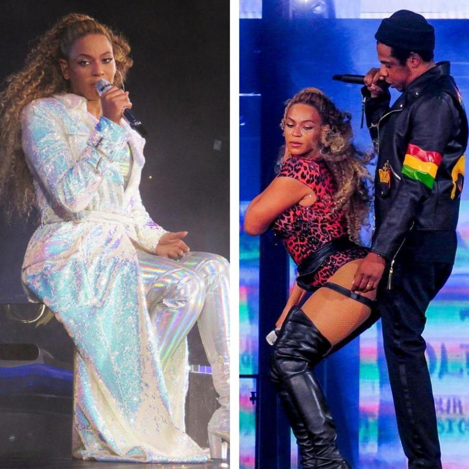 Beyonce Slams Jay-Z For AllegedlyCheating On New Track
