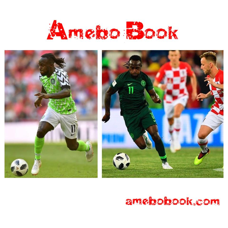 Super Eagles 2-0 Loss to Croatia
