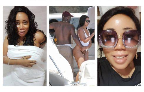 Moyo Lawal Gushes Over Idris Elba Eggplant