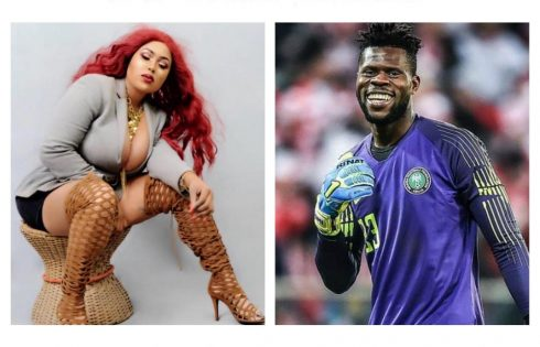 Ella Mensah Mocks Super Eagles Keeper Francis Uzoho