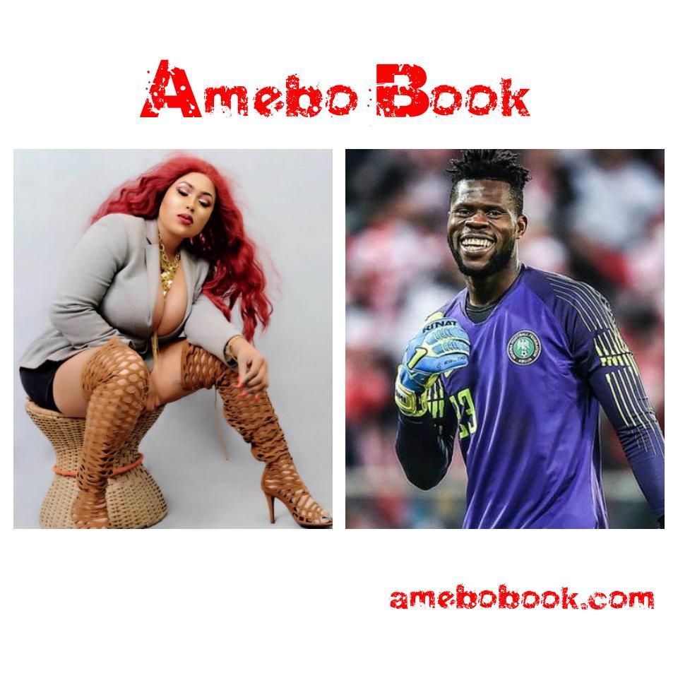 Ella Mensah Mocks Super Eagles Keeper Francis Uzoho