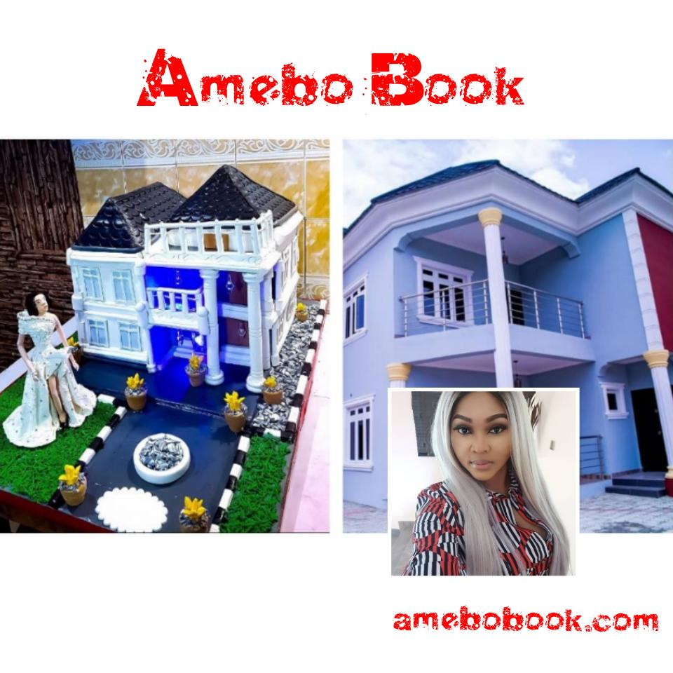 Mercy Aigbe Buys Beautiful Home For Herself And Kids