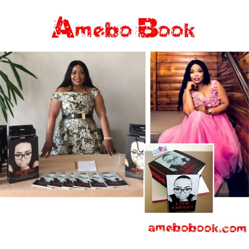 Harifa Daly Launches Book Life Menu