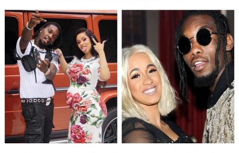 Cardi B And Offset Secretly Got Married