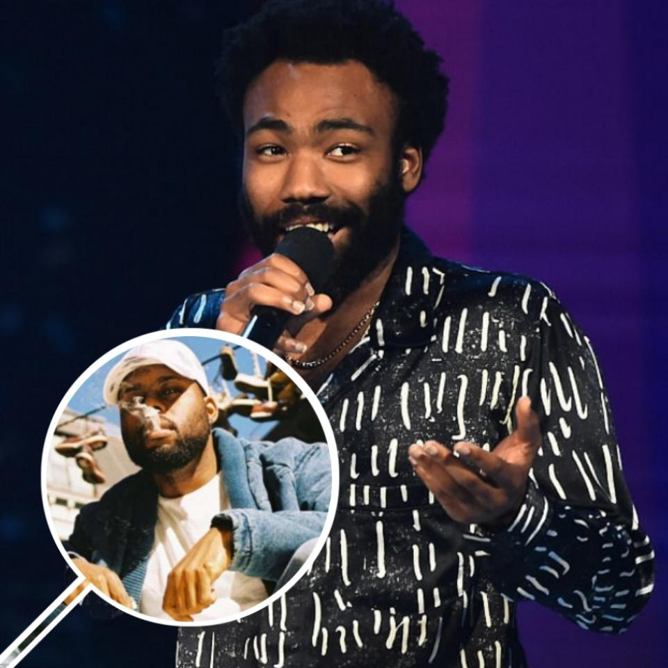 Childish Gambino Accused Of Copying This Is America