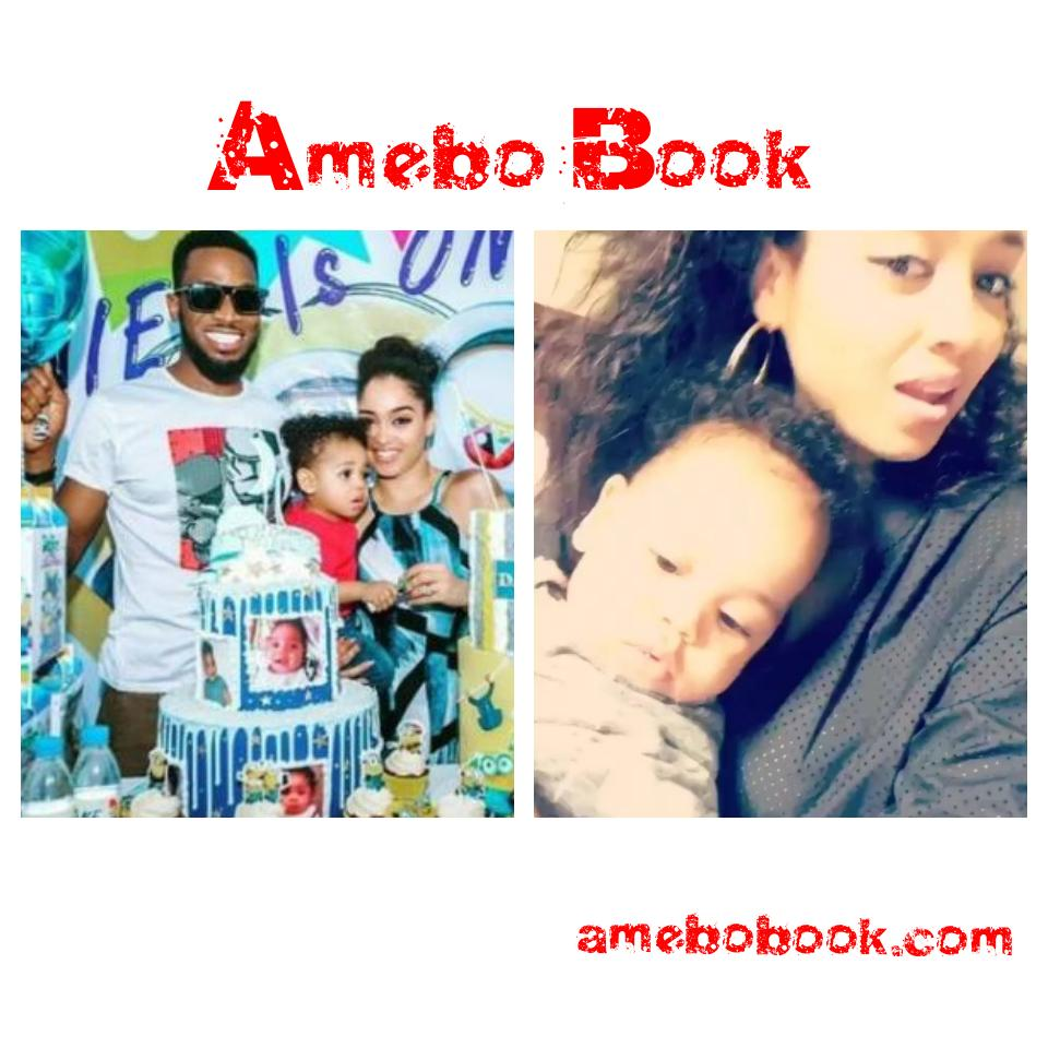 D'Banj's Wife Lineo Didi Kilgrow Placed On Suicide Watch