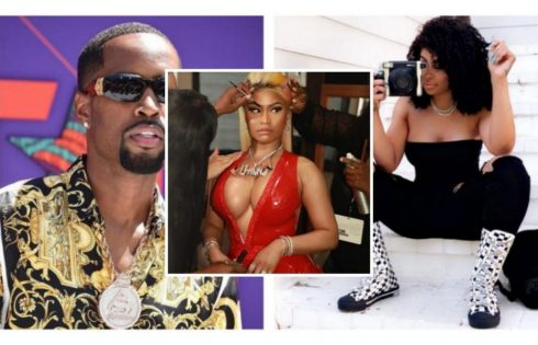 Blac Chyna Caught Trying To Hit On Safaree Samuels