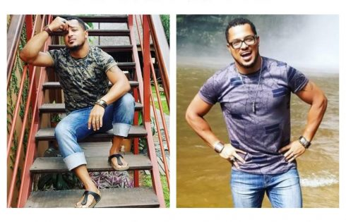 Van Vicker Shares Adorable New Photo Of His Daughters