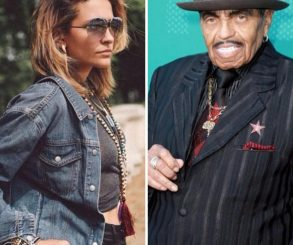 Paris Jackson Shares Sweet Tribute After Grandfather Joe's Death