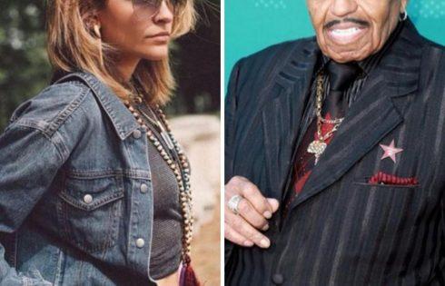 Paris Jackson Shares Sweet Tribute After Grandfather Joe's Death