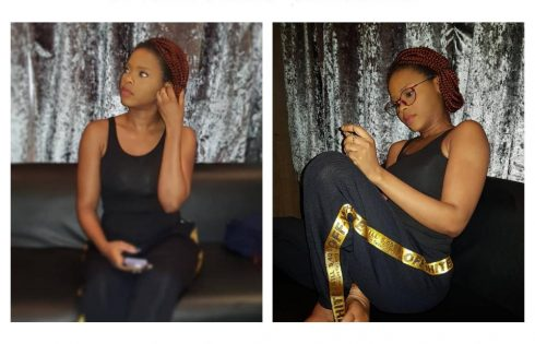 Chidinma Says If You Are Dating A Fine Person And You Love Your Health