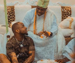 Convoy Davido And Chioma Used To Visit Ooni of Ife