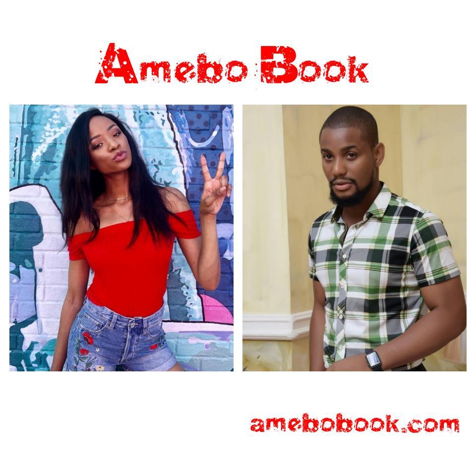 Alex Ekubo And Fancy Acholonu Steamy Shoot To Launch Jewelry Line