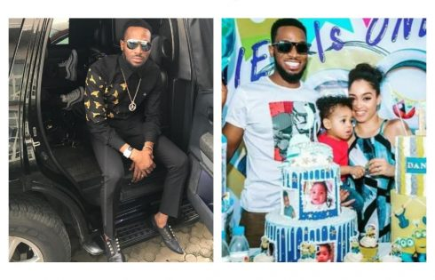 D'Banj Shows Gratitude For Support From Fans After Death Of His Son