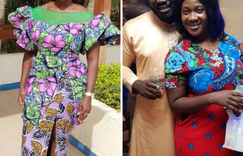 Mercy Johnson's Daughters Purity And Angel Step Out In Matching Outfits