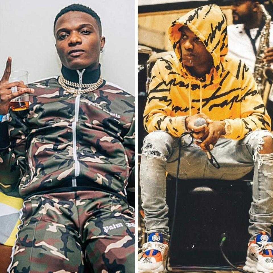 Wizkid Shares Adorable Photo Of His Mother To Celebrate Her Birthday