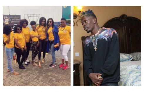 """Shatta Wale Has Invited 4 SM Divas To Feature In """"The Reign"""" Album Documentary"""