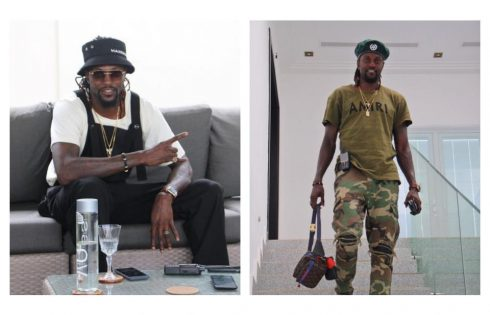 Emmanuel Adebayor Shows Off His Expensive New Cars