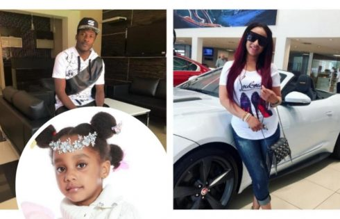 Asamoah Gyan And Wife Gifty Celebrate Daughter On Her Birthday