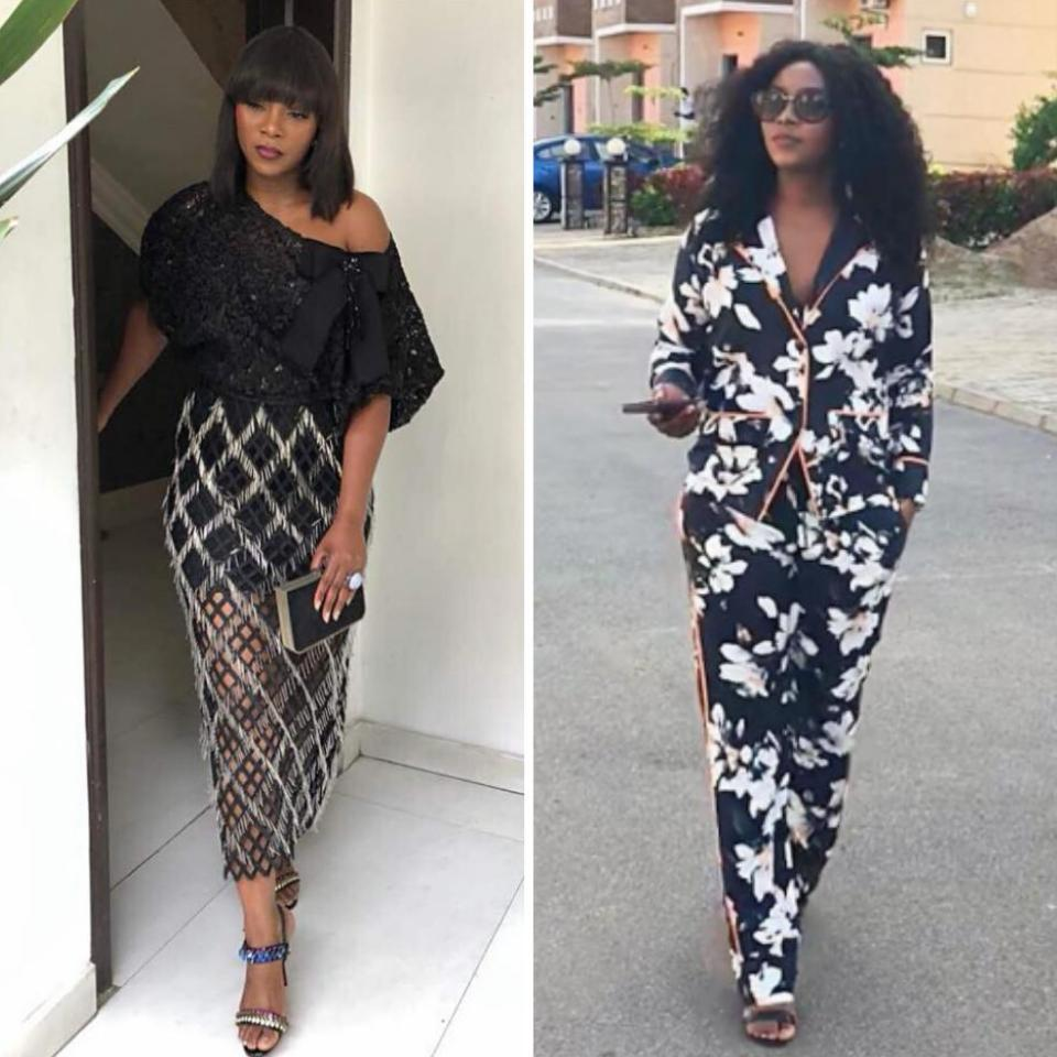 Genevieve Nnaji In Shock After Being Snubbed By Her Colleagues