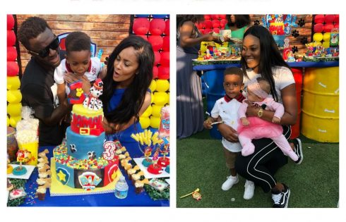 Birthday Bash Of Sulley Muntari's Son
