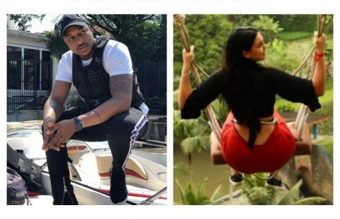 IK Ogbonna Cautions Wife Sonia Over Bali Swing