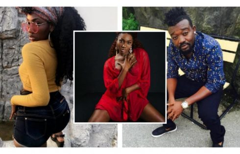 Wendy Shay And Bullet Allegedly Caught In Bed Naked
