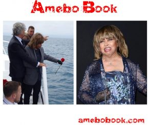 Tina Turner Scatters Son's Ashes In The Sea