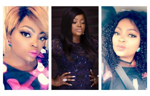 Fan Stylishly Begged Funke Akindele For N20K