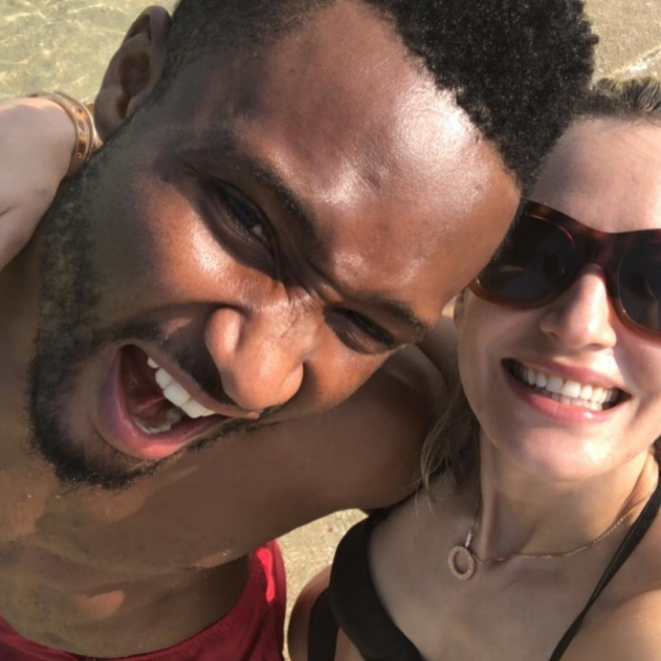Olga Diyachenko's Hot Beach Body