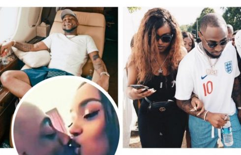 Sophia Momodu Replied Fan Who Asked Her To Do Something About Davido And Chioma