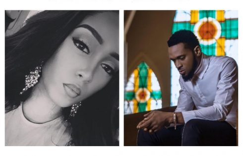 D'Banj Dedicates New Song To His Wife Lineo Didi