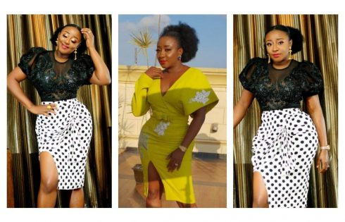 Ini Edo Sparks Engagement Rumours After She Put Ring On Display (2)