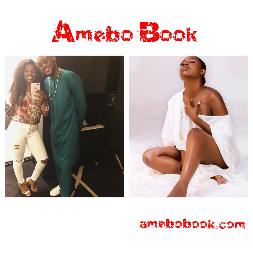 Annie Idibia Grinds Tuface With A Sexy Lap Dance