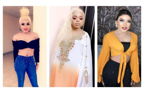 Bobrisky Will Arrange For Two Gunmen And Two Ugly Beast Bouncers To Seize Your Phones