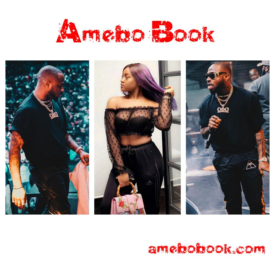 Davido Cries Out As Female Fan Rubs Her Boobs All Over Him After Namibia Show