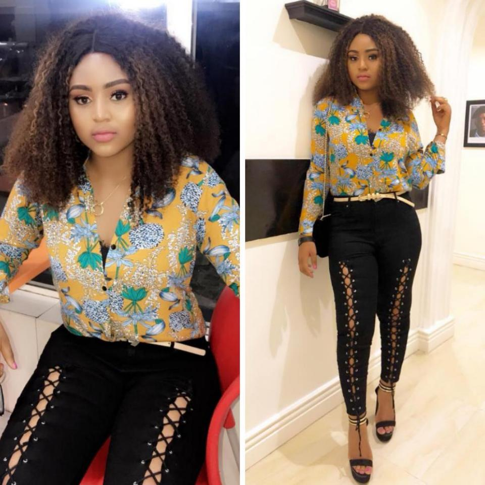 Fans Descend On Regina Daniels After She Claimed To Be 16