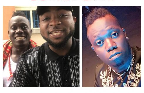 Why Duncan Mighty Prostrated Himself For Davido Manager Says