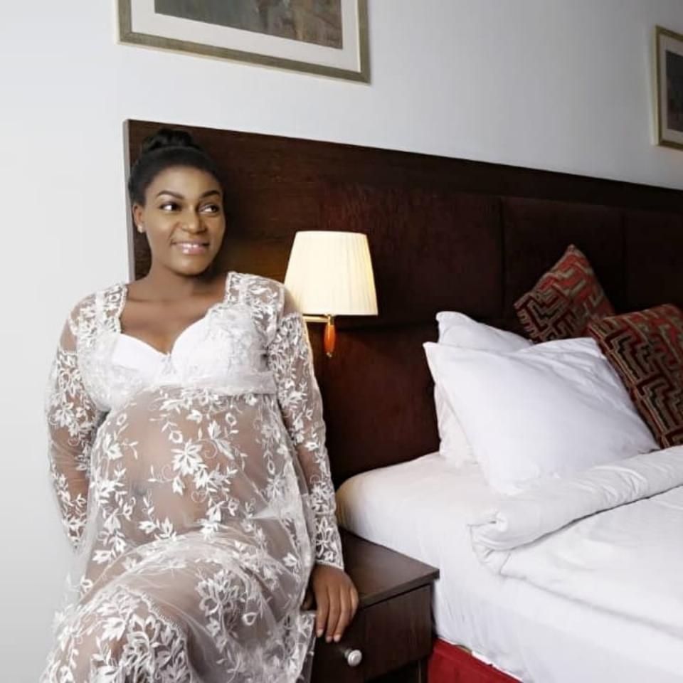 Queen Nwokoye Welcomes Baby Girl