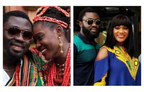 Mercy Johnson And Prince Odi Okojie Celebrate 7th Wedding Anniversary
