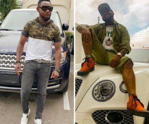 AY Reacts As Davido Is Mobbed At NYSC Camp