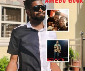 Basketmouth And Kevin Hart Pictured Together