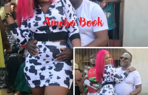 Mr Ibu Shows His Romantic Side With Destiny Etiko