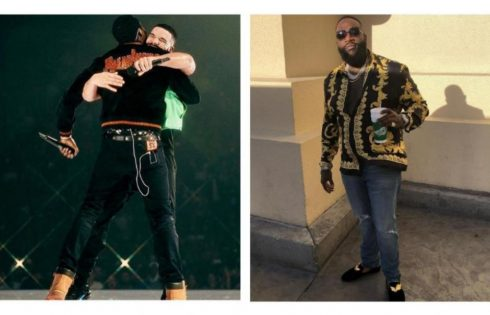 Rick Ross Reacts To Drake And Meek Mill Ending Their Feud