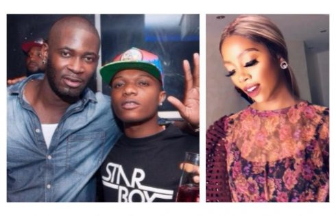 Teebillz Reacts To Wizkid And Tiwa Savage Dating Rumours